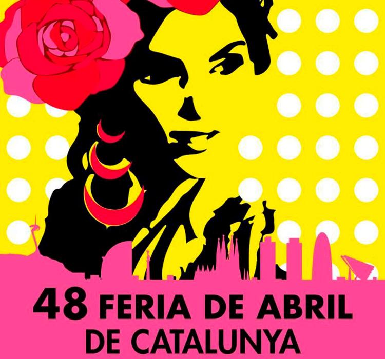 Cartell Feria Abril