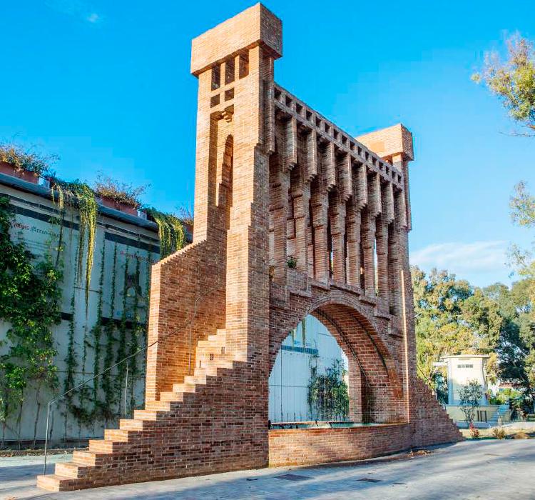 TRAM Cascada Gaudí